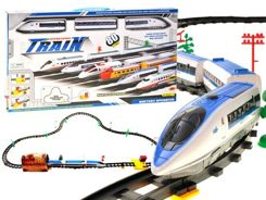 The train line Mega 450 cm long tour RC0353