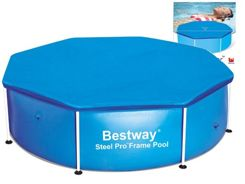 Tilt the cover pool steles 244cm Bestway 58301