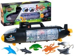 Toy Submarine toy figurines marine ZA2356