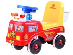 Toy car FIREAL FIRE CARRIER ZA2466