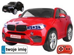Toy car for 2-person BMW X6M remote control PA0213