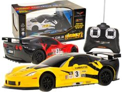 Toy r / c Corvette C6R pilot 27MHz Sports RC0339
