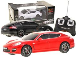 Toy r / c Porsche Panamera turbo 1:24 remote control RC 0340