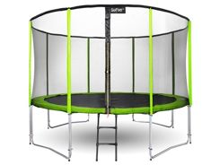Trampoline Skyflyer RING 2in1 304CM 10ft + Freebies