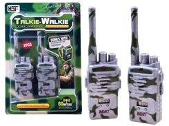 Walkie talkie SHORT WAVE range up to 60m ZA2556