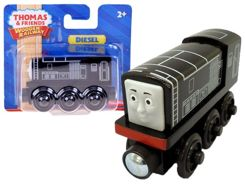 Wooden rail Thomas and Friends Diesel ZA2772