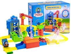thomas & friends Interactive KOLEJKA Tom and Friends ZA1514