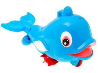 BATH TOY CUTE WHALE ZA0595