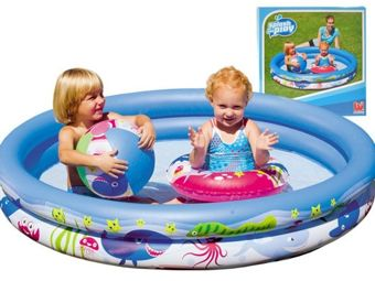 Bestway paddling pool ball circle 147 x 25cm 51120