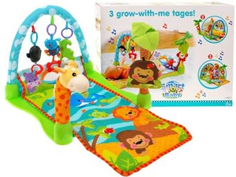 Colourful educational mat for infants ZA1239