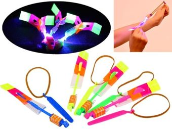 Flying dart led LED luminous slingshot ZA1622