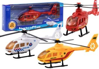 Helicopter to play with the rescue officer ZA2179