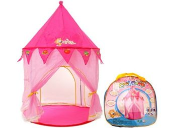 Legendary Pink Tent house for princess ZA1477