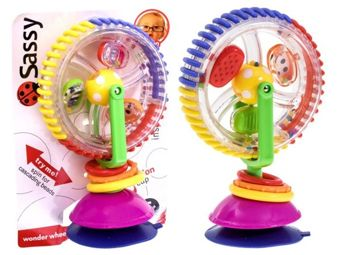 Magic Wheel with Suction Cup ZA2253