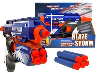 STORM short GUN BLAZE foam cartridges ZA0938