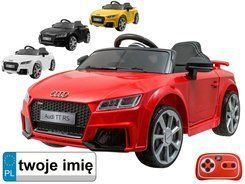 Toy car for AUDI TT RS remote control PA0184