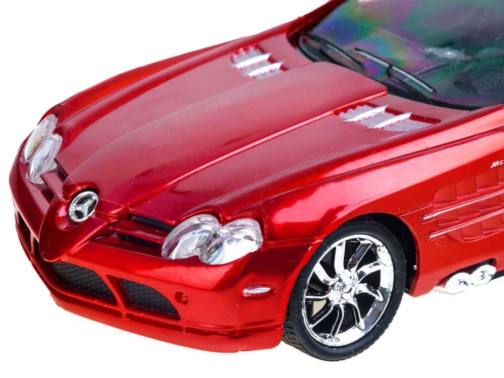auto mercedes benz slr mclaren1 24 license rc0296 toys radio control cars 3 4 years toys. Black Bedroom Furniture Sets. Home Design Ideas