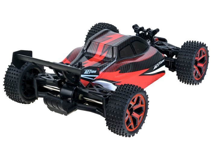 4 Wheel Drive Buggy : Buggy wheel drive pilot rc toys radio