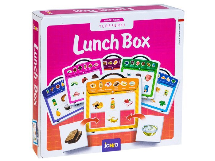 Game For Kids Lunch Box Puzzle Jawa Gr0319 Toys Games Puzzle Games Toys Games Educational And Logic Games Toys For Girls Toys For Boys 5 7 Years 8 13 Years