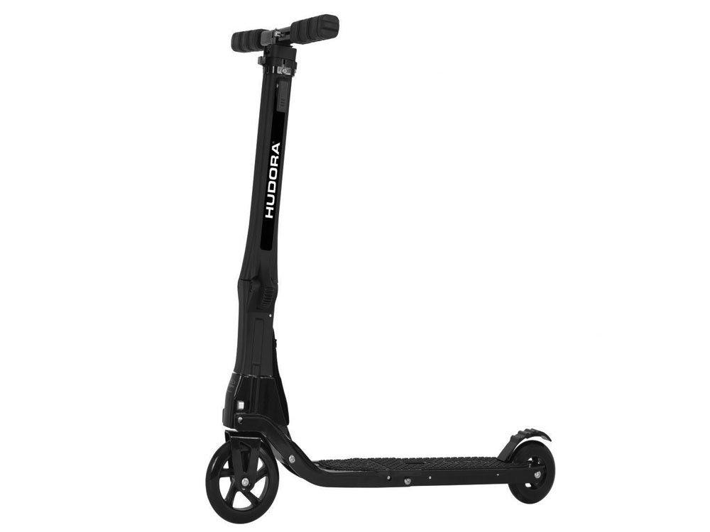 hudora scooter big wheel 205 tour folded to 14503 sport. Black Bedroom Furniture Sets. Home Design Ideas