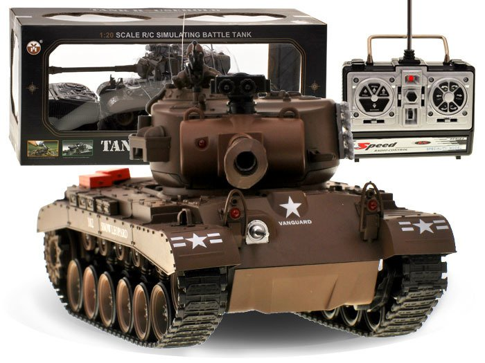 realistic military leopard tank shoots rc0252 toys radio control