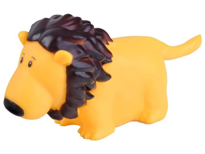 Rubber animal SAFARI elephant, lion, tiger ZA2077 | toys