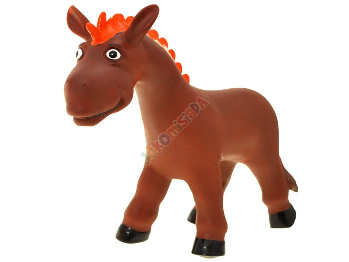 Rubber Animals Cow Horse Pig Sheep Za1470 Toys Figures 3 4 Years 12 36 Months Toys For Girls