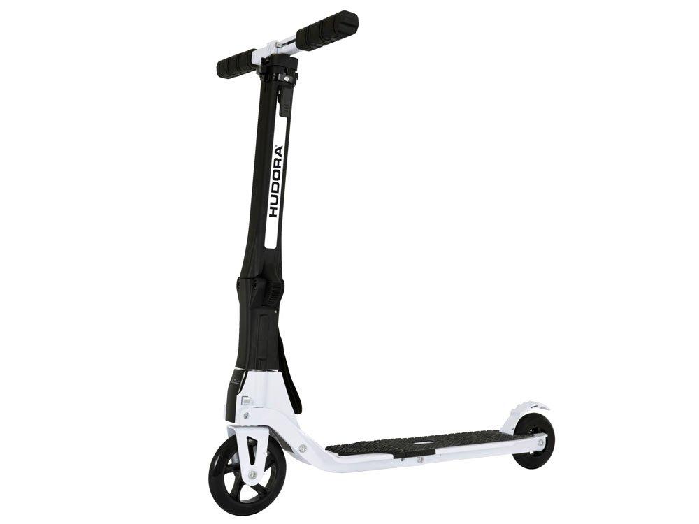 scooter big wheel 205 tour hudora folded in 14502 sport. Black Bedroom Furniture Sets. Home Design Ideas