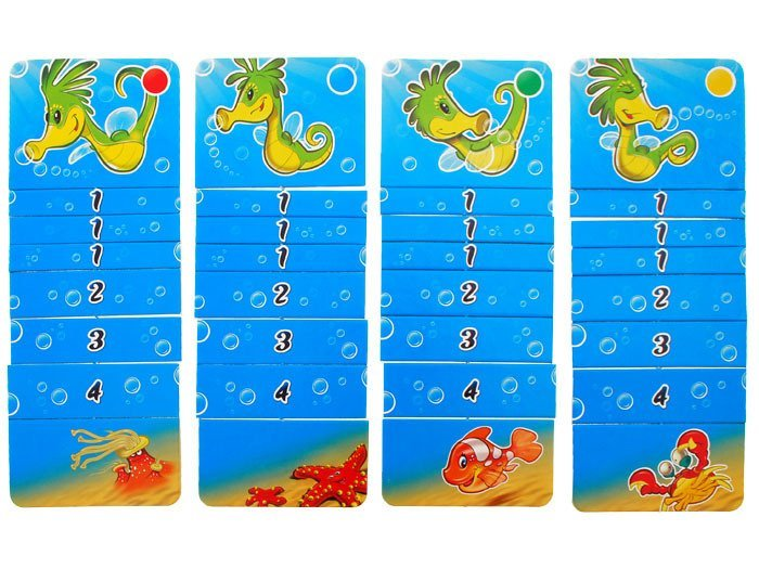 Strategy board game seahorse Java GR0266 | toys \ gry \ board ...