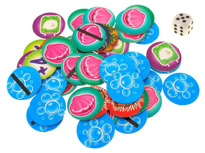 Strategy board game seahorse Java GR0266 | toys \ games