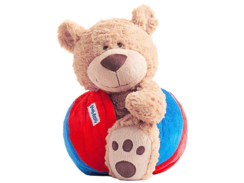 Teddy Bear Ball Za2697 Toys Bears And Mascots 3 4