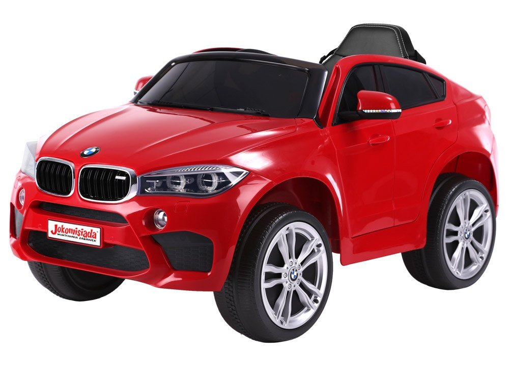 Toy Car For The Bmw X6 Battery New Model Pa0215 Ride On