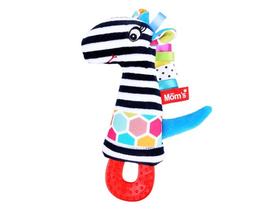 Colorful giraffe for toddler Tymek ZA3012