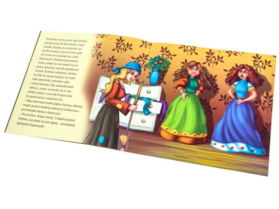 Fairy Tales Book with stickers KS0015