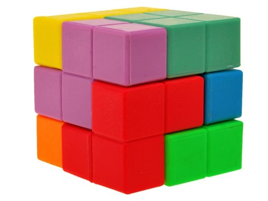 Magic Color Tetris type CUBE GR0153