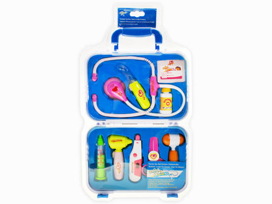 Medical kit in case LITTLE DOCTOR ZA1603