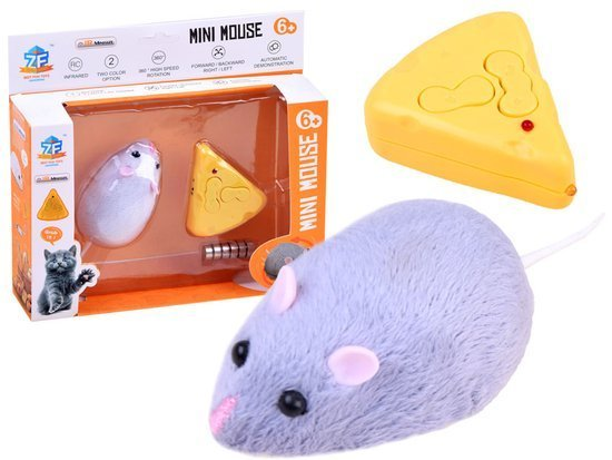 Mouse  remote-controlled RC0473