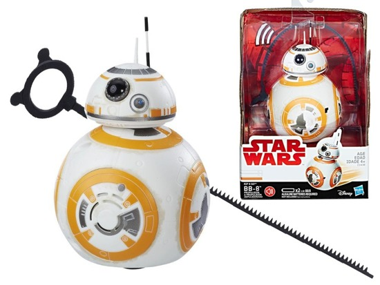 Powered Robot Figure BB-8 robot sounds ZA3017