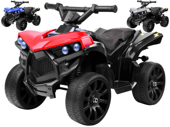 QUAD on battery for child EVA PA0200 light