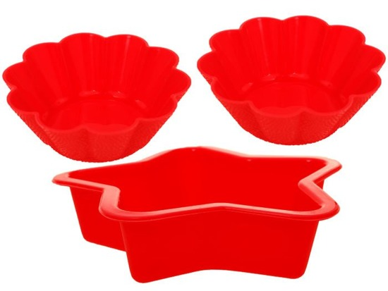 Set pastry mold Muffinek form ZA0920