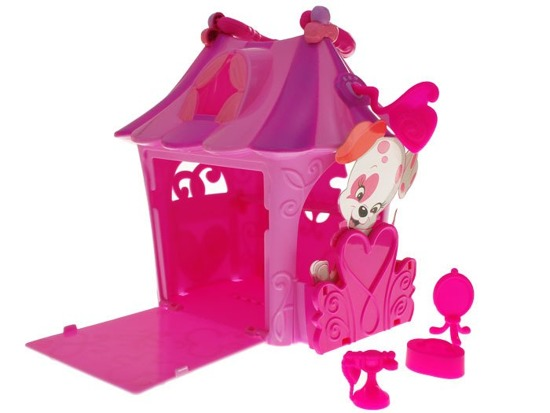 Zhu Zhu Puppies Dog House Sheltered + ZA0978