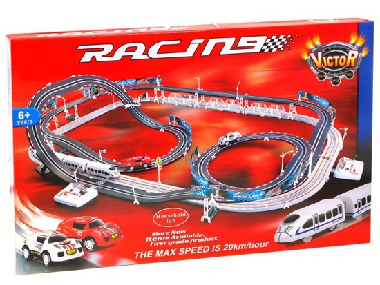 2in1 great racetrack queue RC0335