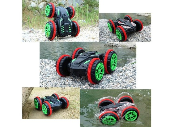 2w1 cosmic auto stunt on  remote control RC0264