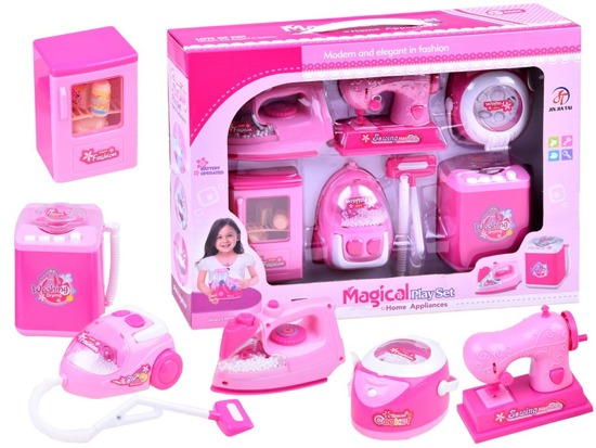 A set of small home appliances toys for home cooking ZA2637