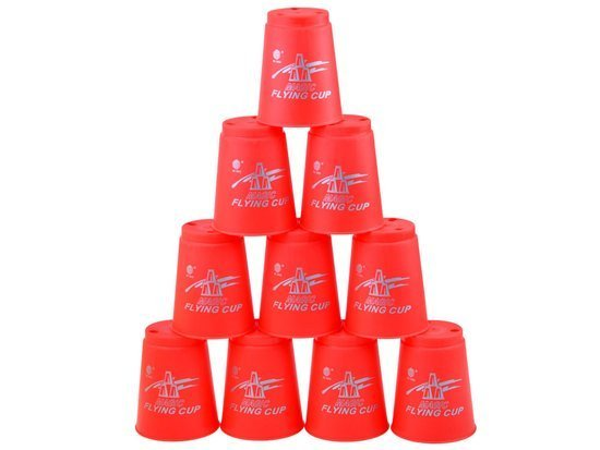 Arcade game fast MUGS pyramid ZA0815