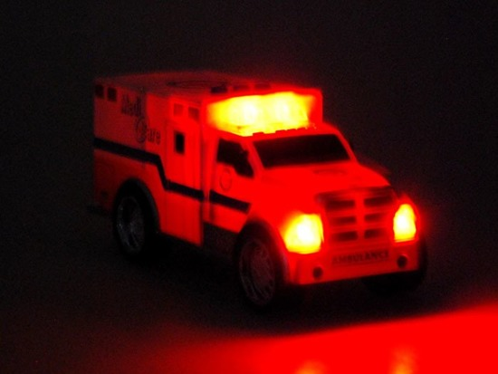Auto AMBULANCE ambulance siren sound light ZA0602