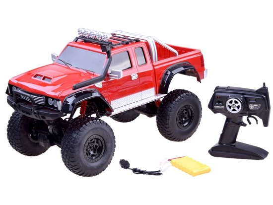 Auto Pickup off-road driving 4-wheel drive RC0427