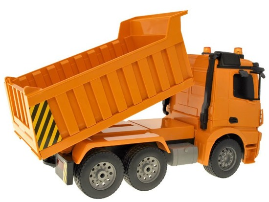 Auto TIPPER Mercedes remote controlled RC0276