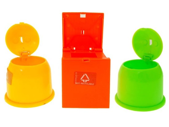Auto garbage & trash containers ZA1159