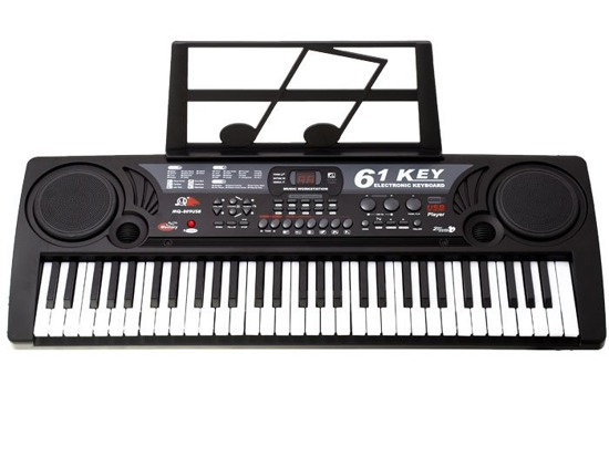 BIG ORAGNY KEYBOARD MQ-809 USB   IN0029